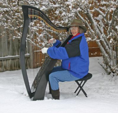 Alice Freeman | Laramie, WY | Classical Harp | Photo #14