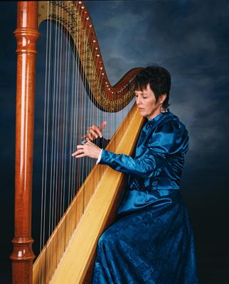 Alice Freeman | Laramie, WY | Classical Harp | Photo #1
