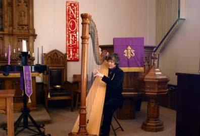 Alice Freeman | Laramie, WY | Classical Harp | Photo #2