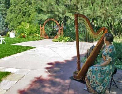 Alice Freeman | Laramie, WY | Classical Harp | Photo #3