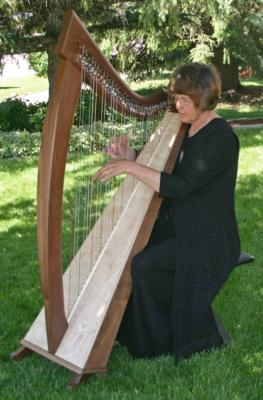 Alice Freeman | Laramie, WY | Classical Harp | Photo #4