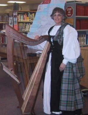 Alice Freeman | Laramie, WY | Classical Harp | Photo #7