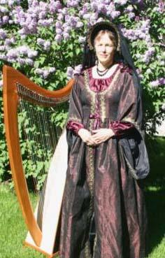 Alice Freeman | Laramie, WY | Classical Harp | Photo #9