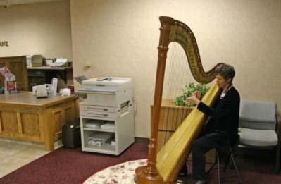 Alice Freeman | Laramie, WY | Classical Harp | Photo #10