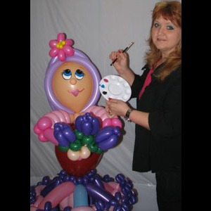 Evansville Princess Party | Creative Balloon Art & Fantastic Face Painting