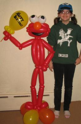 Creative Balloon Art & Fantastic Face Painting | Saint Charles, IL | Face Painting | Photo #8