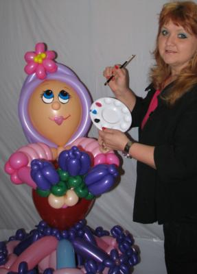 Creative Balloon Art & Fantastic Face Painting | Saint Charles, IL | Face Painting | Photo #1