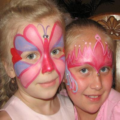 Creative Balloon Art & Fantastic Face Painting | Saint Charles, IL | Face Painting | Photo #3