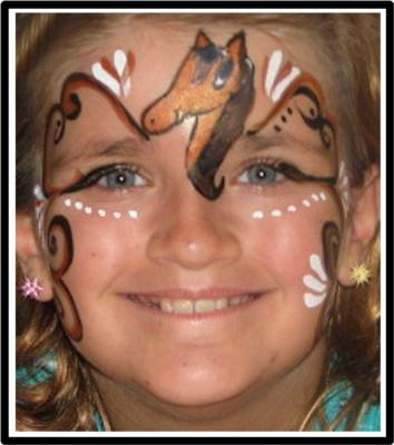 Creative Balloon Art & Fantastic Face Painting | Saint Charles, IL | Face Painting | Photo #6