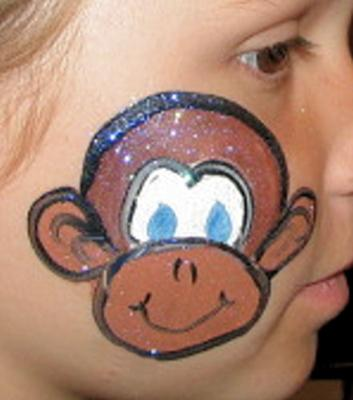 Creative Balloon Art & Fantastic Face Painting | Saint Charles, IL | Face Painting | Photo #7