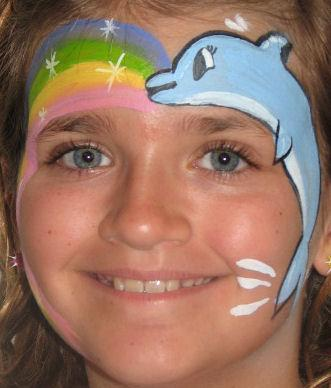 Creative Balloon Art & Fantastic Face Painting | Saint Charles, IL | Face Painting | Photo #11