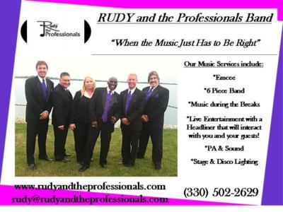 Rudy And The Professionals | Cleveland, OH | Cover Band | Photo #2