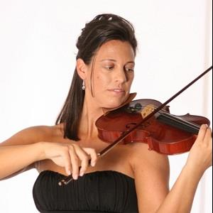 Springdale Violinist | Brooksley Bishop