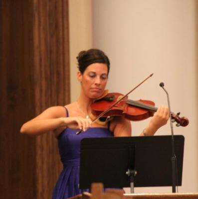 Brooksley Bishop | Pasadena, CA | Violin | Photo #5