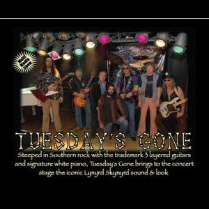 Pennsylvania Tribute Band | Tuesday's Gone