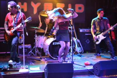 HYBRID Cover Band | New York, NY | Cover Band | Photo #2