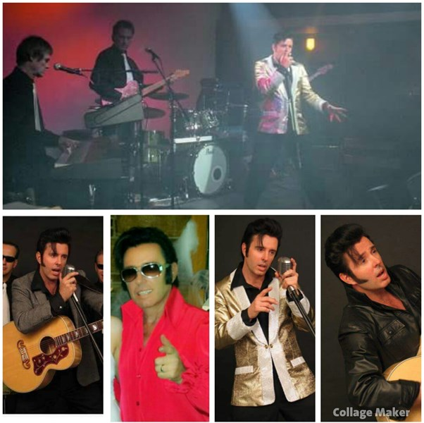Danny Memphis#1 ELVIS 50's60's70's Tribute Artist - Elvis Impersonator - Los Angeles, CA