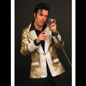Montclair Elvis Impersonator | Danny Memphis