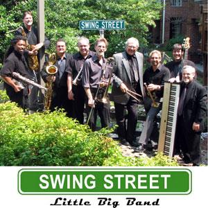 Southern Pines, NC Variety Band | Swing Street Little Big Band