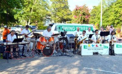 Swing Street Little Big Band | Southern Pines, NC | Variety Band | Photo #3