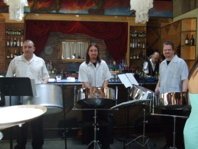 Nu Pan Groove Steel Drum Band! | Sunset Beach, CA | Steel Drum Band | Photo #6
