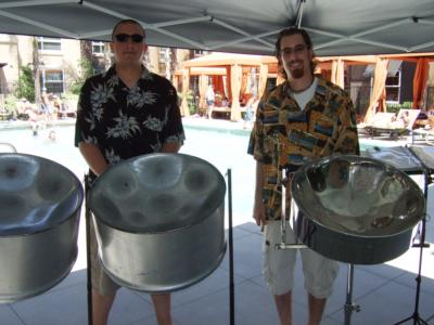 Nu Pan Groove Steel Drum Band! | Sunset Beach, CA | Steel Drum Band | Photo #13