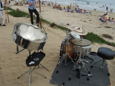 Nu Pan Groove Steel Drum Band! | Sunset Beach, CA | Steel Drum Band | Photo #23