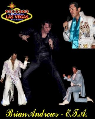 BRIAN ANDREWS,AS ELVIS THE KING & FRIENDS | Reno, NV | Elvis Impersonator | Photo #19