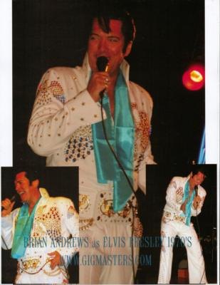 BRIAN ANDREWS,AS ELVIS THE KING & FRIENDS | Reno, NV | Elvis Impersonator | Photo #14