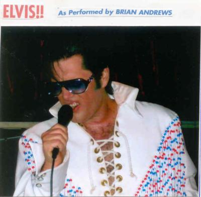 BRIAN ANDREWS,AS ELVIS THE KING & FRIENDS | Reno, NV | Elvis Impersonator | Photo #1