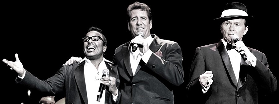 DEAN MARTIN & THE RAT PACK!
