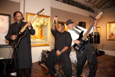 Silk E Smooth Show Band | Birmingham, AL | Motown Band | Photo #3
