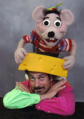 Cousin Joey and Mr.Puppet