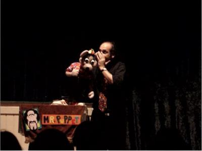 Bob Abdou/mr.puppet | Columbus, OH | Ventriloquist | Photo #3