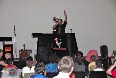 Bob Abdou/mr.puppet | Columbus, OH | Ventriloquist | Photo #8