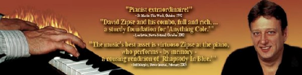 David Zipse, Virtuoso Pianist