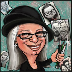 West York Silhouette Artist | Caricatures By Emily Anthony