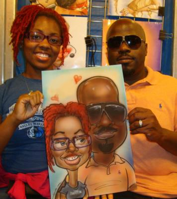 Caricatures By Emily Anthony | Coatesville, PA | Caricaturist | Photo #8