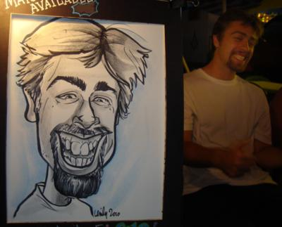 Caricatures By Emily Anthony | Coatesville, PA | Caricaturist | Photo #6