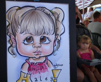 Caricatures By Emily Anthony | Coatesville, PA | Caricaturist | Photo #12
