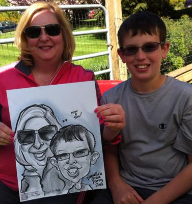 Caricatures By Emily Anthony | Coatesville, PA | Caricaturist | Photo #7