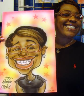 Caricatures By Emily Anthony | Coatesville, PA | Caricaturist | Photo #22