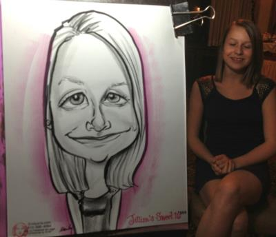 Caricatures By Emily Anthony | Coatesville, PA | Caricaturist | Photo #15