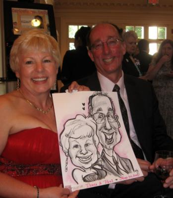 Caricatures By Emily Anthony | Coatesville, PA | Caricaturist | Photo #9