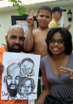 Caricatures By Emily Anthony | Coatesville, PA | Caricaturist | Photo #16
