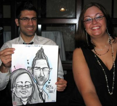 Caricatures By Emily Anthony | Coatesville, PA | Caricaturist | Photo #18
