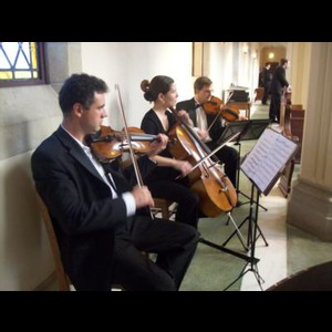 George Acoustic Trio | Fine Arts Wedding Musicians