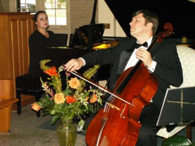 Fine Arts Wedding Musicians | New Orleans, LA | Classical Duo | Photo #7