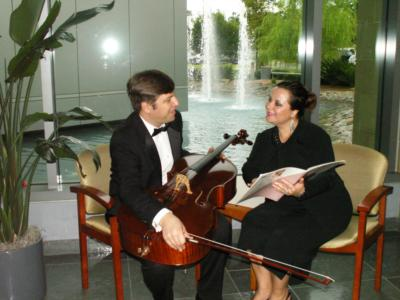 Fine Arts Wedding Musicians | New Orleans, LA | Classical Duo | Photo #11