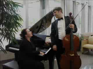 Fine Arts Wedding Musicians | New Orleans, LA | Classical Duo | F A E Video Trailer